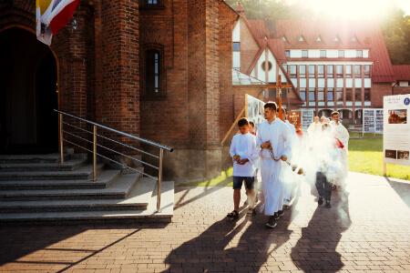Klasztor oo. Dominikanów