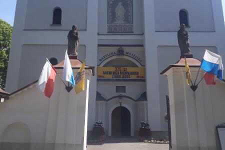 Sanktuarium Matki Bożej Rychwałdzkiej