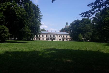 Pałac Habsburgów wŻywcu